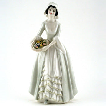 Royal Doulton Sweet Violets Figurine