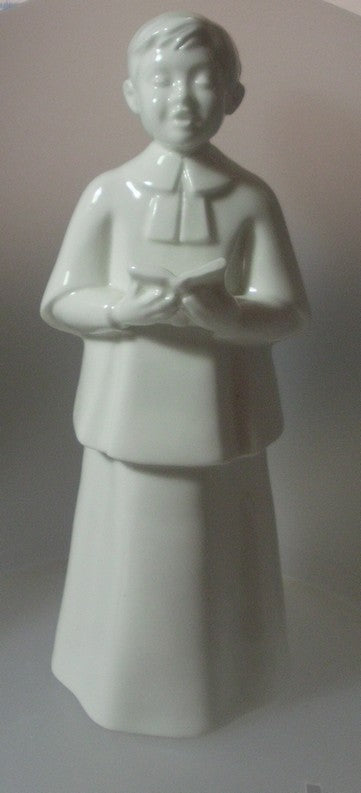Coalport Silent Night Figurine