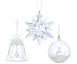 Swarovski Christmas Set, Annual Edition