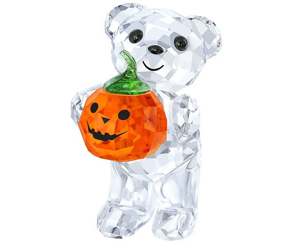 SWAROVSKI KRIS BEAR - A PUMPKIN FOR YOU