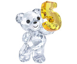 SWAROVSKI KRIS BEAR - NUMBER FIVE
