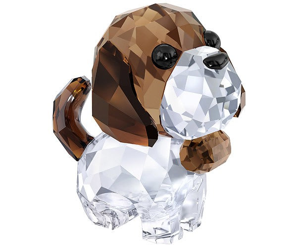 SWAROVSKI PUPPY - BERNIE THE SAINT BERNARD