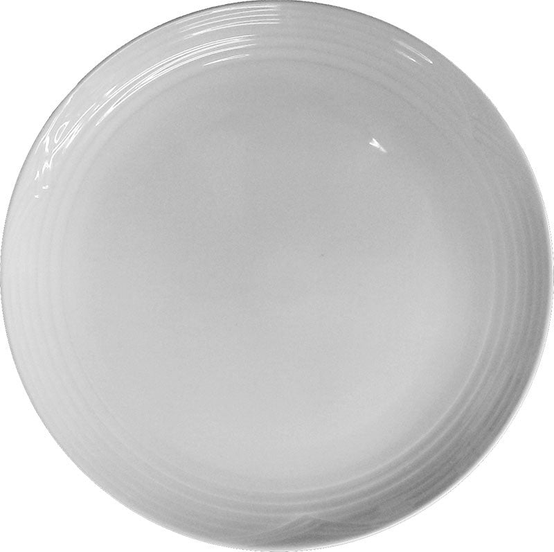 Noritake Arctic White Dinner Plate Coupe 11""