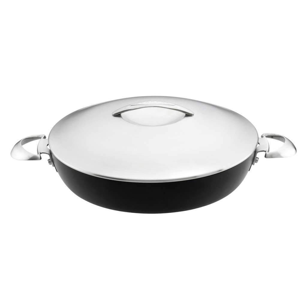 Chefs Pan - Scanpan 5.5 Qt (5.2L) Professional Covered Chef Pan