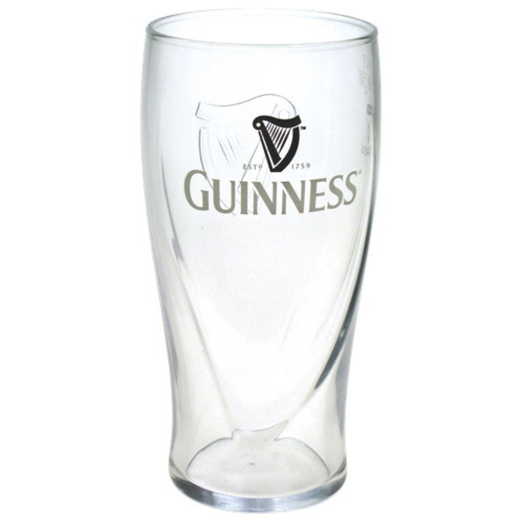 Luminarc - Official Guinness Beer Glasses, Set of 4 - Kitchen Smart - 1