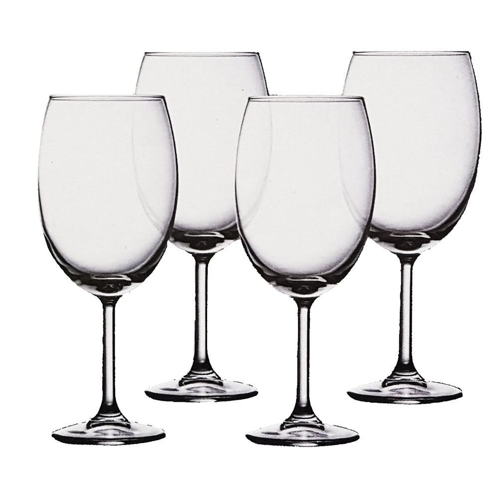 Moda Teardrop Goblet Set of 4 - Kitchen Smart - 1