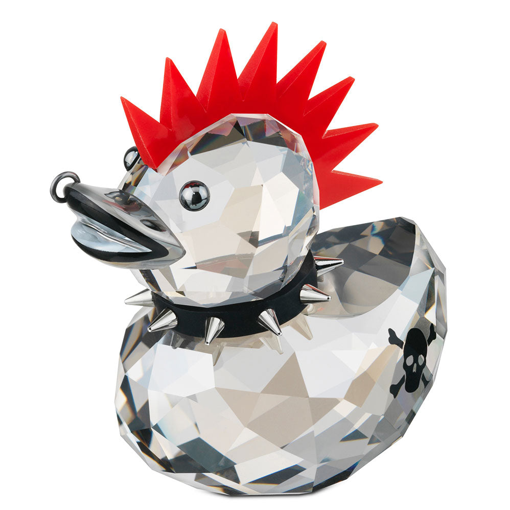 SWAROVSKI HAPPY DUCK - PUNK DUCK