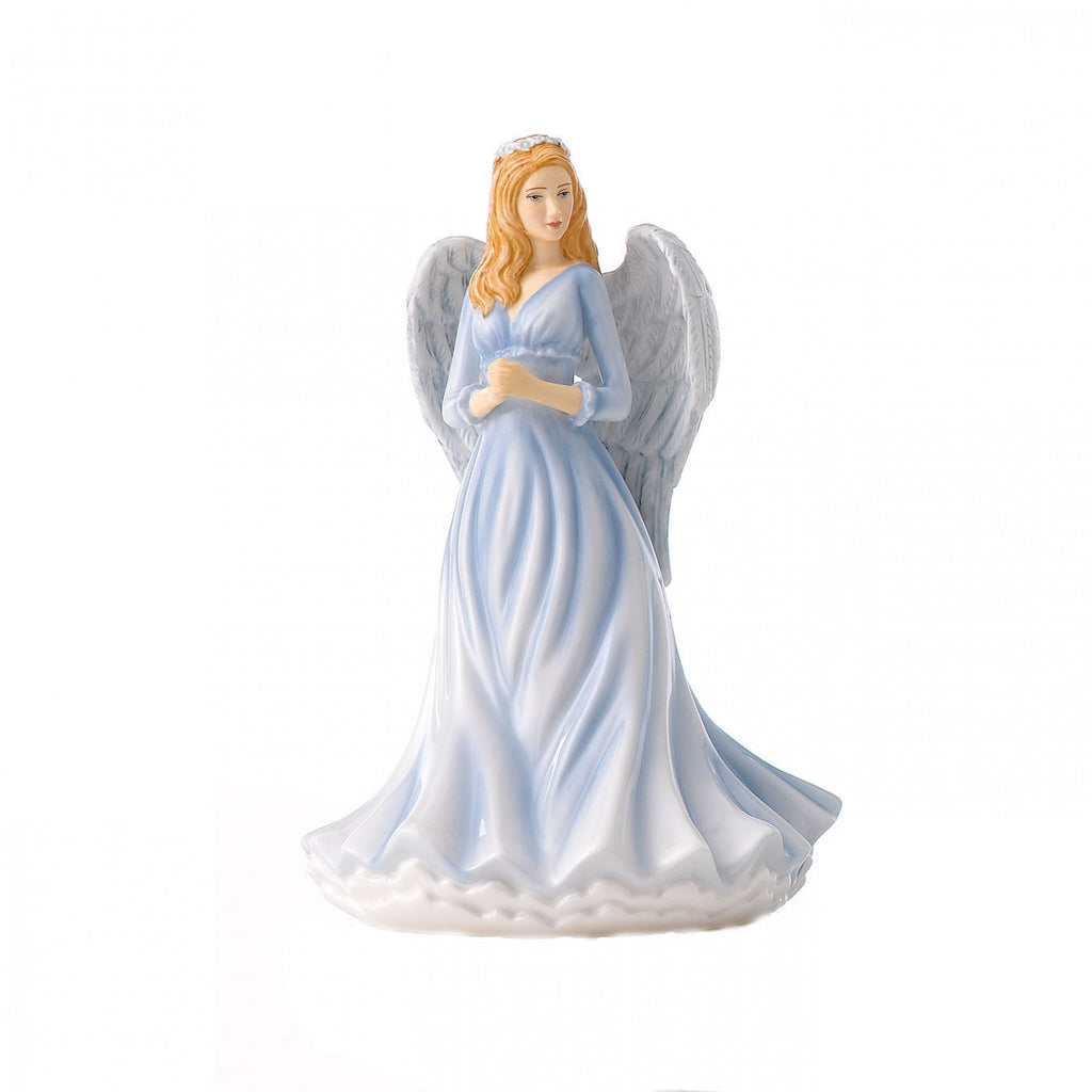 Royal Doulton Watchful Angels - Devoted Heart