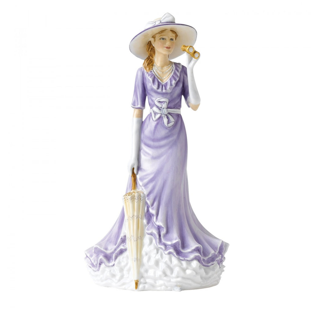 Royal Doulton Happy Birthday 2014 Pretty Ladies Figurine