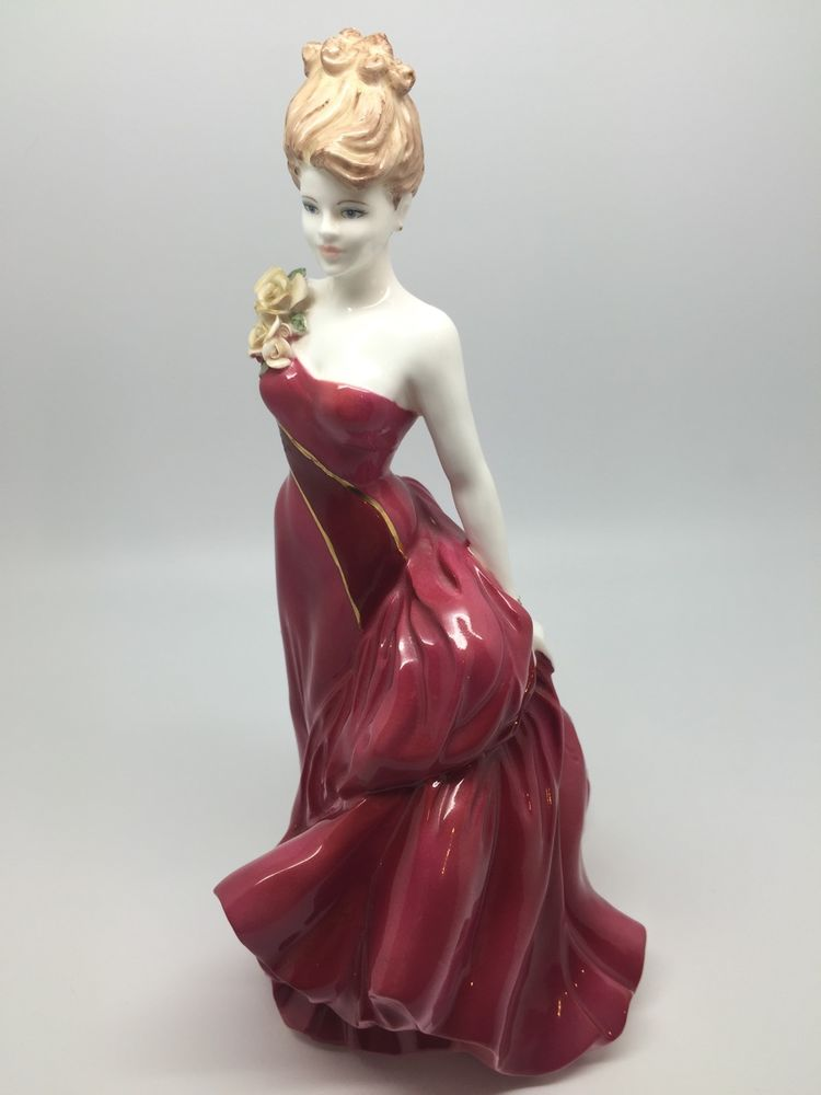 Coalport Ladies Of Fashion Felicity Figurine