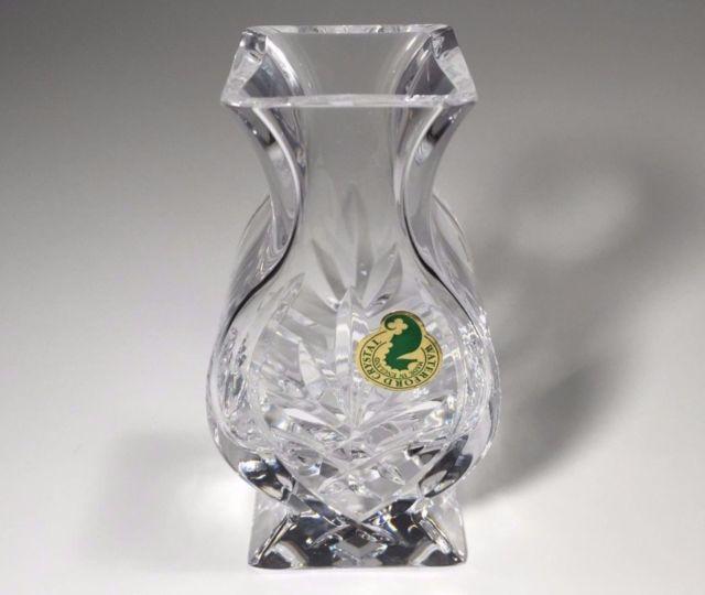 Waterford Crystal Athens Posy Vase