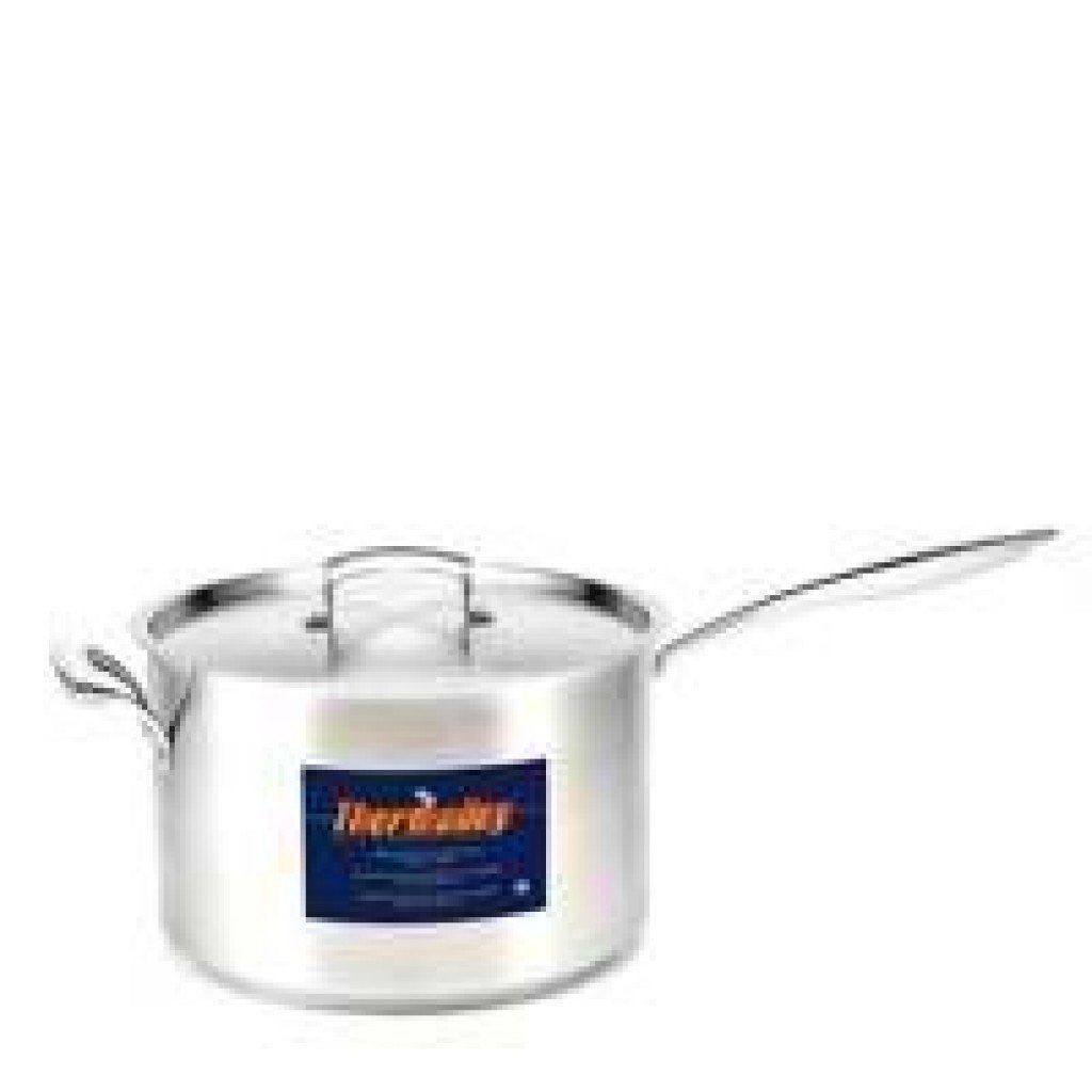 Thermalloy - 7.6QT Commercial Grade Stainless Sauce Pan - Kitchen Smart