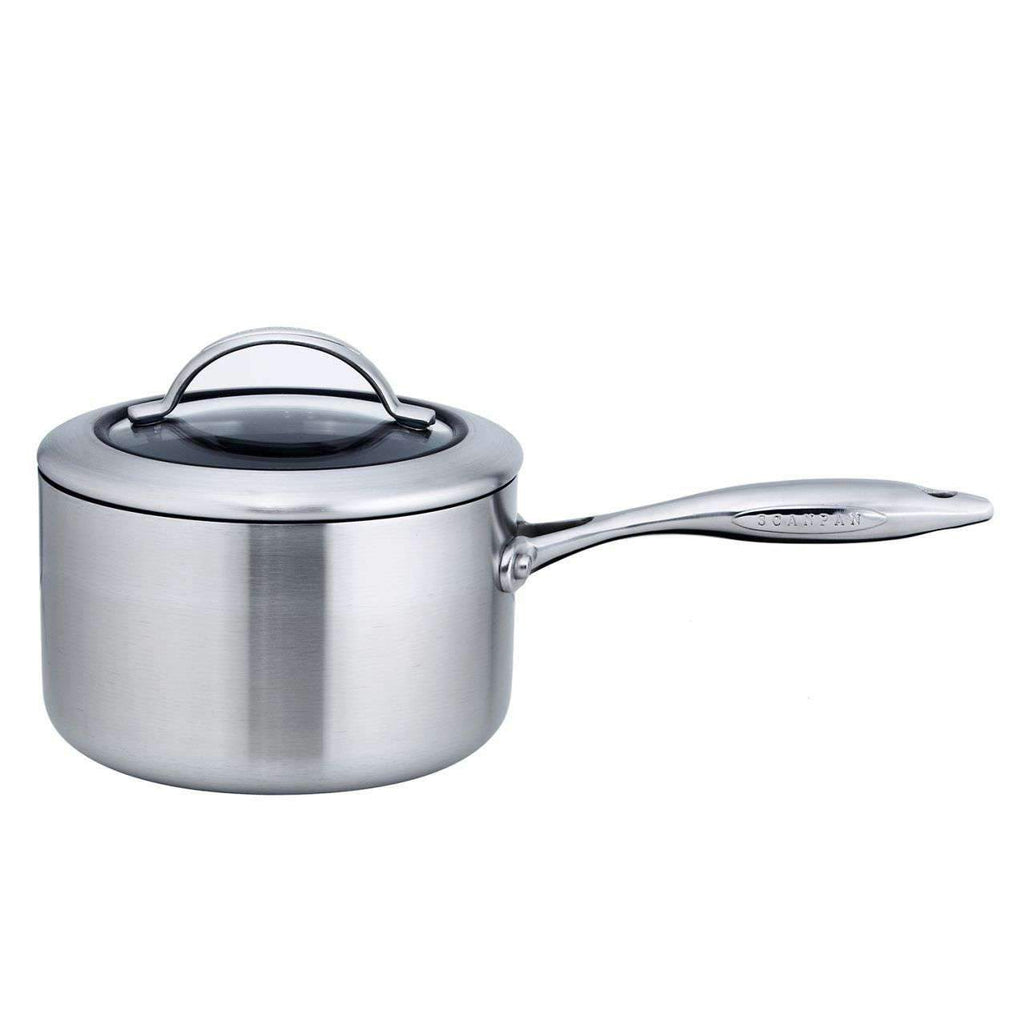 Saucepan - Scanpan CTX Non-Stick Saucepan With Lid