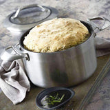 Stockpot - Scanpan CTX Non-Stick Dutch Oven With Lid