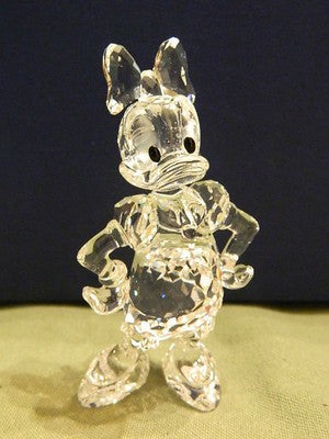 SWAROVSKI SHOWCASE COLLECTION - DAISY DUCK
