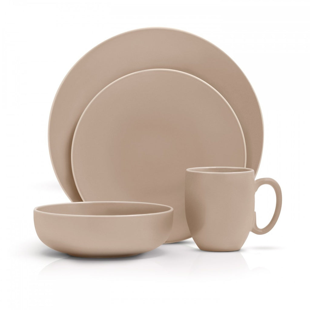 Wedgwood VERA COLOR 16-PIECE SET TAUPE