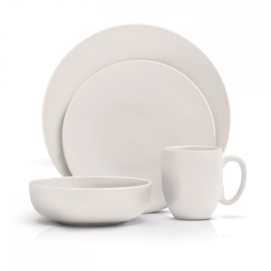 Wedgwood VERA COLOR 16-PIECE SET WHITE