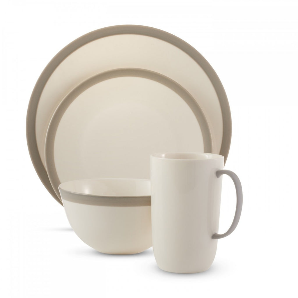 VERA GRADIENTS LINEN 4-PIECE PLACE SETTING