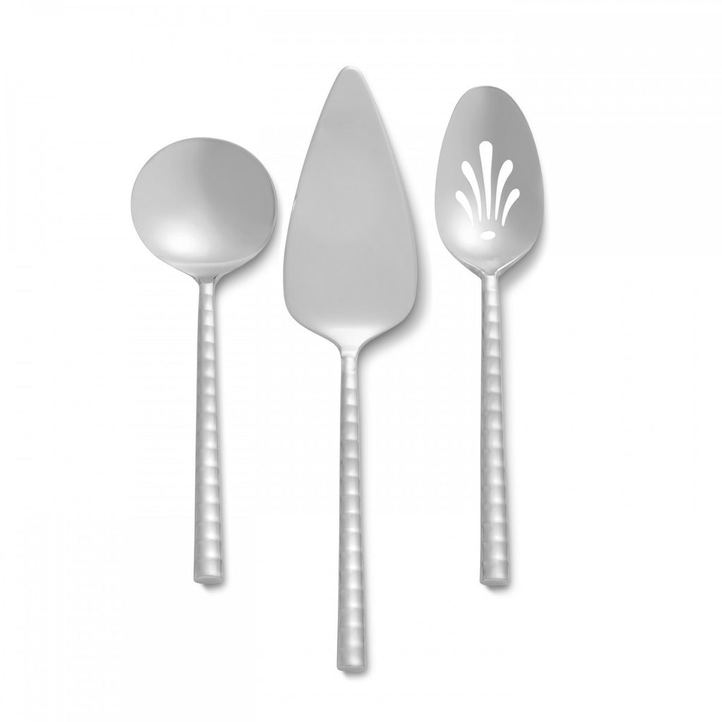 VERA PAGODA 3-PIECE SERVING SET