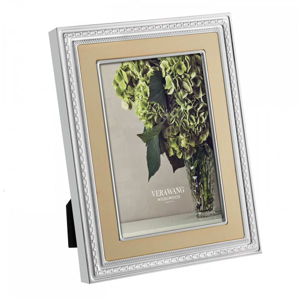 WITH LOVE GOLD FRAME 8X10""