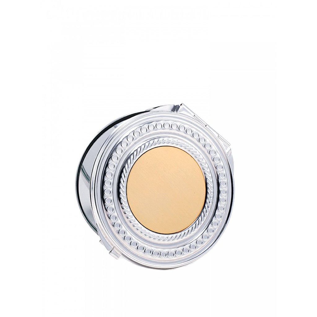 WITH LOVE GOLD COMPACT MIRROR