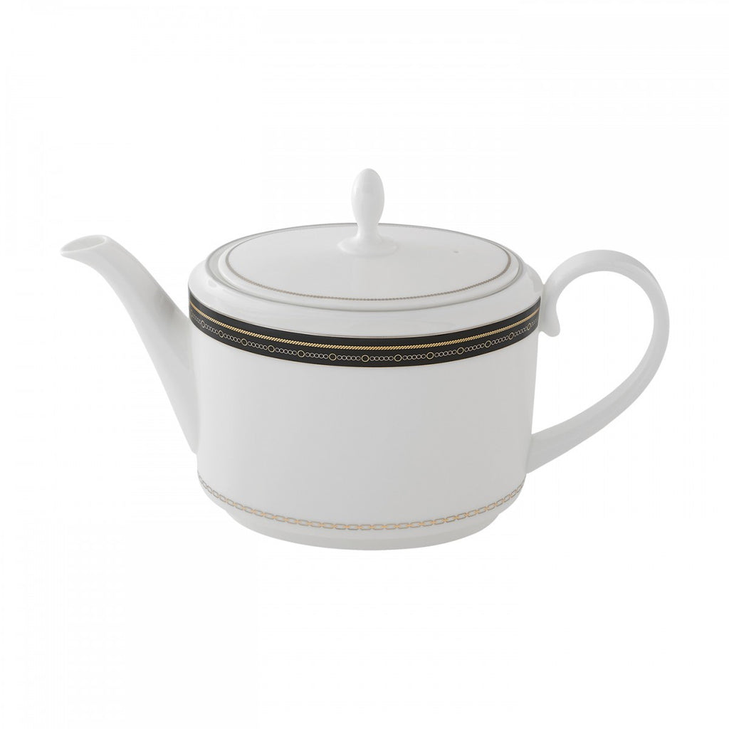 WITH LOVE NOIR TEAPOT 1.4 LTR