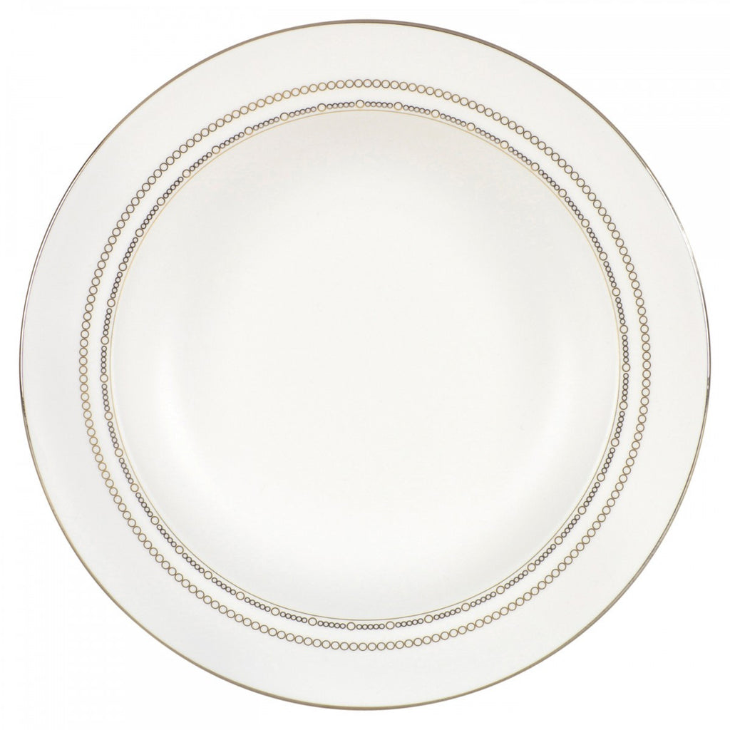 WITH LOVE RIM SOUP PLATE 9""