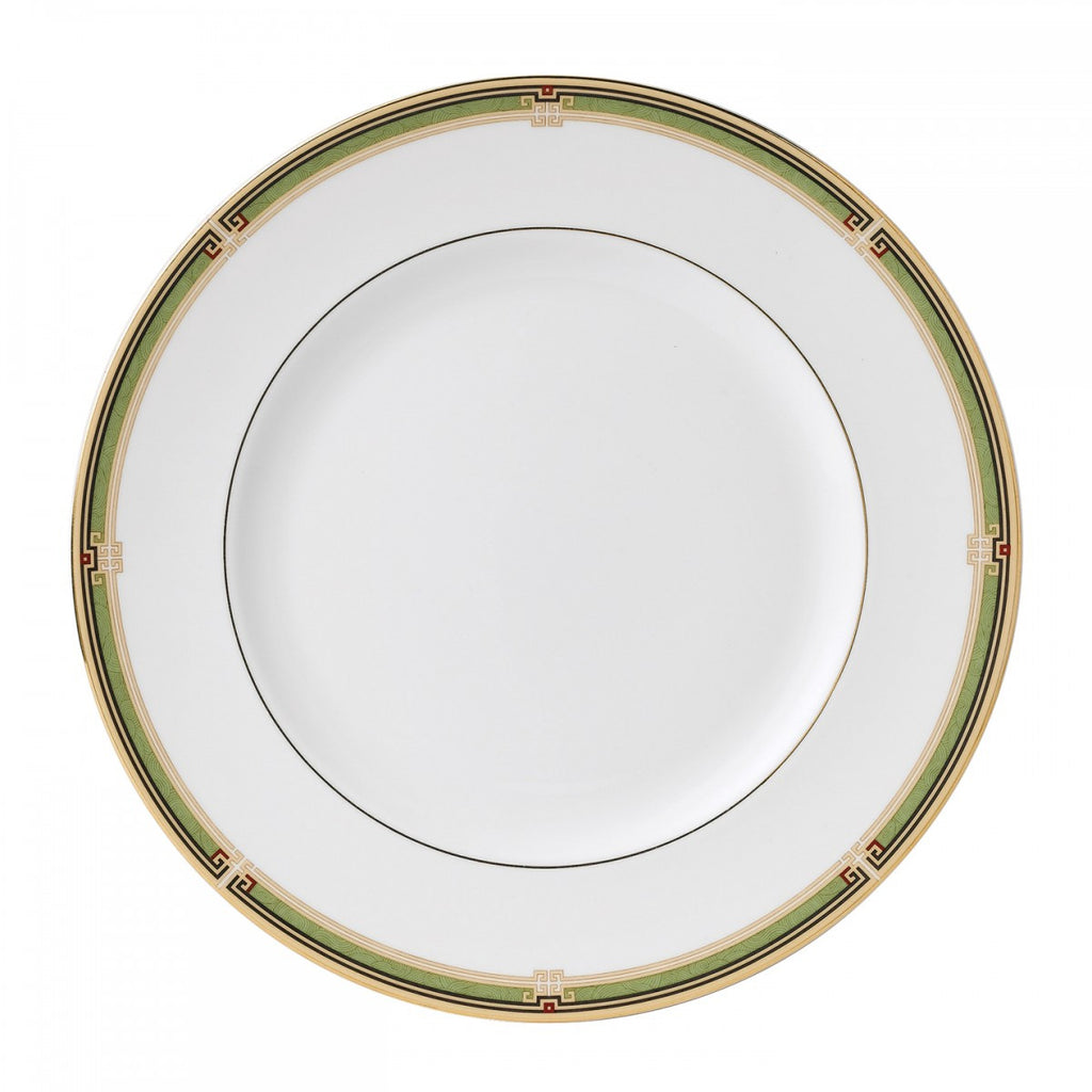 OBERON DINNER PLATE BORDER 10.75""