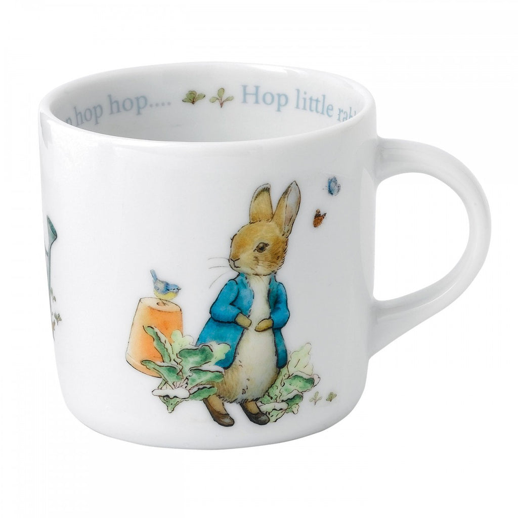 PETER RABBIT BOY'S SINGLE HANDLED MUG