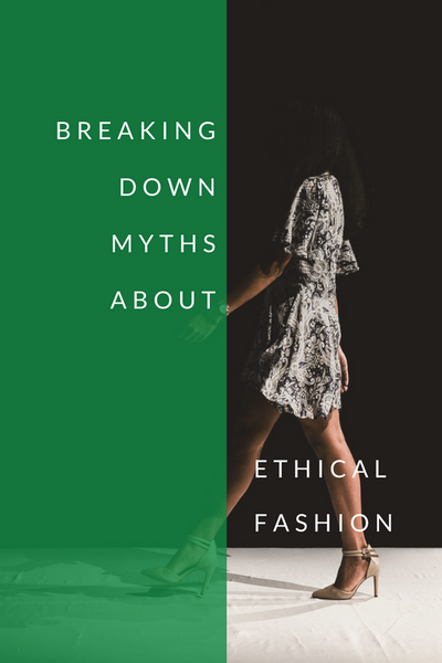 3 Sustainable Fashion Myths Uncovered