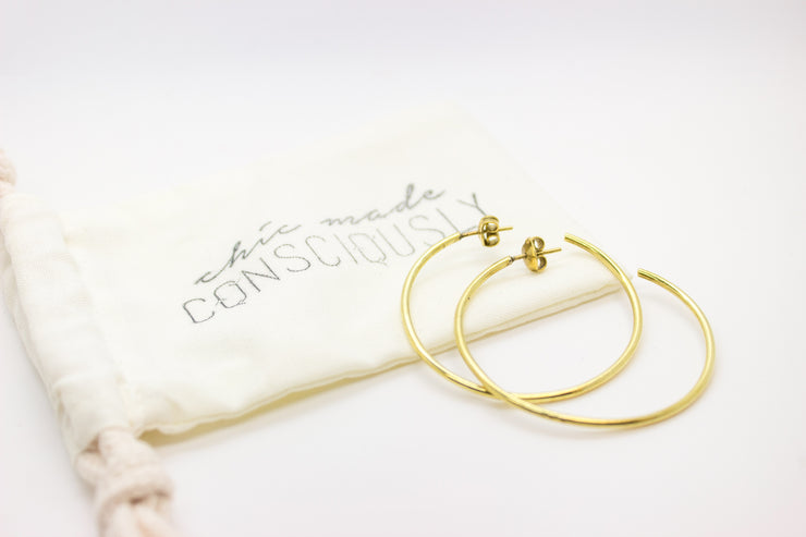 chic-made-consciously-fair-trade-brass-hoops-earrings-upcycled-from-war-remnants