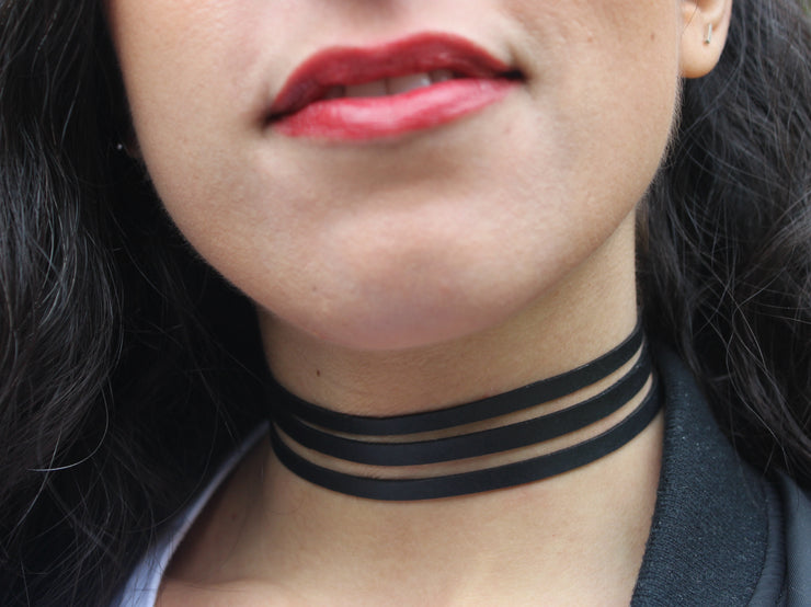 ethically-made-choker-sustainably-made-from-tire-inner-tubes