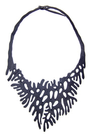 chic made consciously eco friendly coral necklace handmade in bali