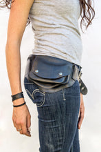 chic made consciously eco friendly festival bag made from repurposed tire inner tubes