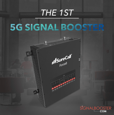 SureCall Signal Booster Advantages (Versus Other Brands)