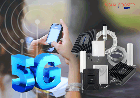 5G and its Need for Signal Boosters