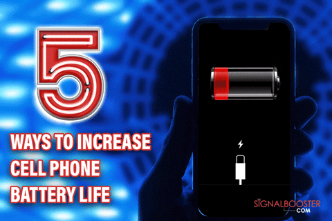 5 Best Ways to Make Cell Phone Battery Last Longer