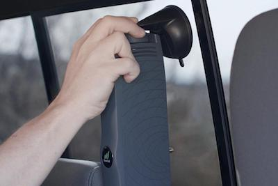 Cell phone signal boosters that hook to window in car or home