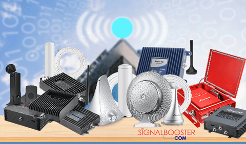 Different Kinds of Cell Phone Signal Boosters - Which One To Choose?