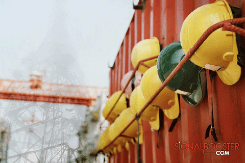 Ensuring Worksite Safety With Reliable Communications