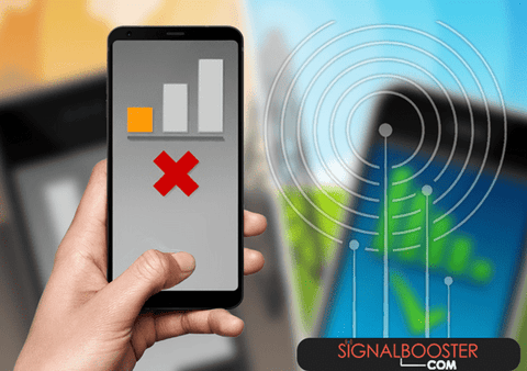 Block calls on cell phone - what can block cell phone signal