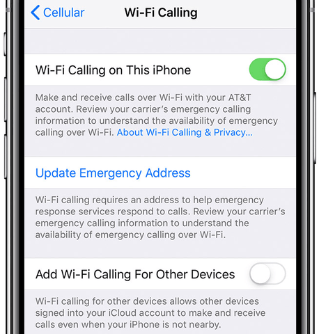 How to Turn on Wi-Fi Calling in iPhone & Android Phones