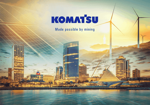 Komatsu Mining Corporation R&D Lab Cell Phone Booster Case Study