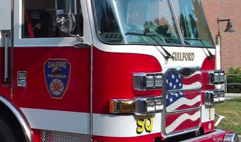 SureCall Signal Booster chosen by Connecticut Fire Department.
