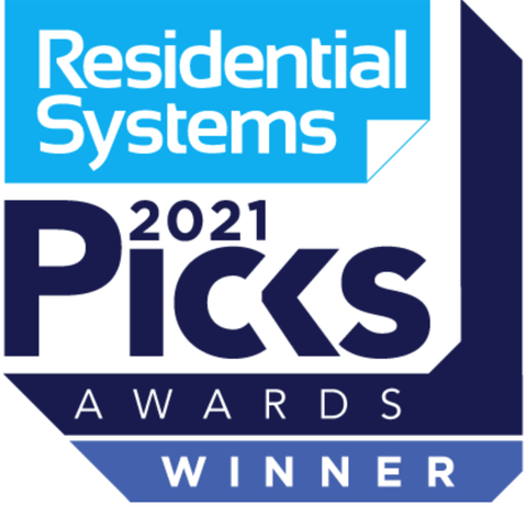 SureCall Fusion Professional Wins 2021 Residential Systems Award