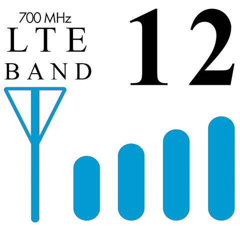 T-Mobile Extended Range LTE 700 MHz Band 12 Cell Phone Signal Boosters