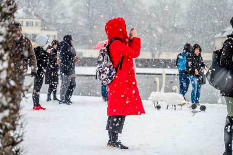 The Snow is Falling, But Your Cell Phone Signal Doesn't Have To!