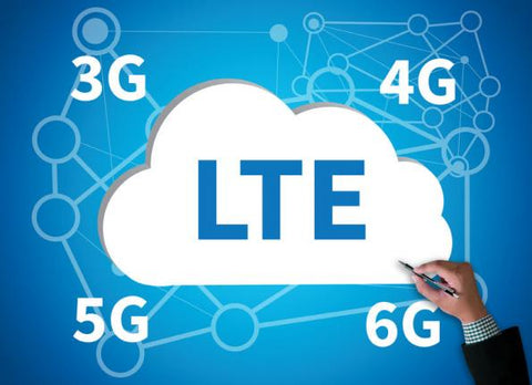 5G Mobile Network Devices 4G LTE Backward & 6G Forward