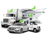 Car, Truck, RV, Boat Cell Phone Signal Boosters