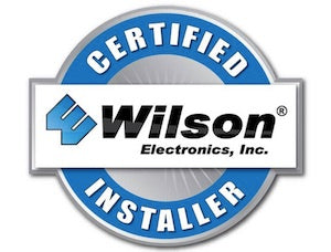 We're Wilson Pro In-Building Cellular Amplifier Installers